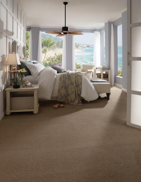 Beachy Bedroom Glen Avon Carpet Beach Style Bedroom