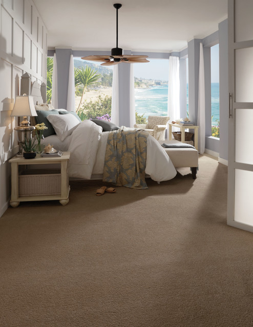 Beachy Bedroom Glen Avon Carpet Beach Style Bedroom
