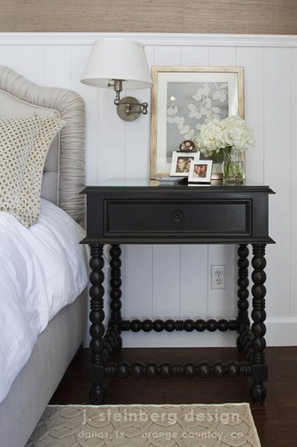 Beacon Hill Master Bedroom traditional-bedroom