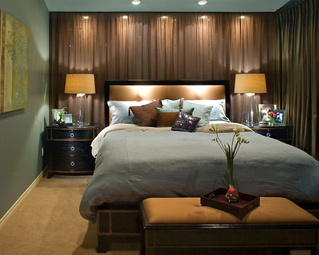 beautiful bedroom  bedroom  san diego  by robeson design,