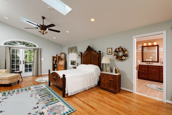 Beautiful Cape Cod Addition Includes Aging In Place Features Traditional Bedroom Other