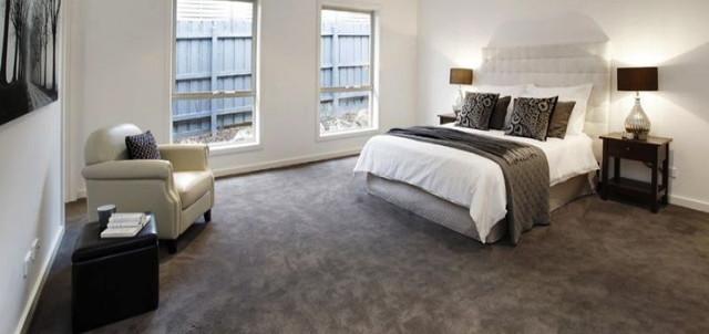 Beautiful Green Living contemporary-bedroom