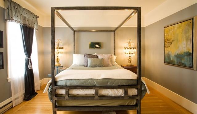 Masculine Master Bedroom: Beautiful Masculine Master Bedroom
