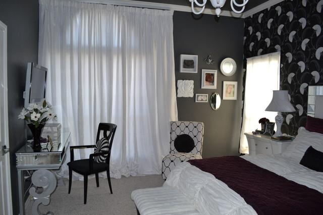 Beautiful Master Suite Bedroom Contemporary Bedroom Dallas