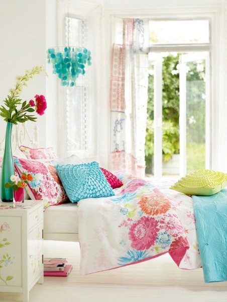 beautiful spaces with colors you can bring home with garden candy