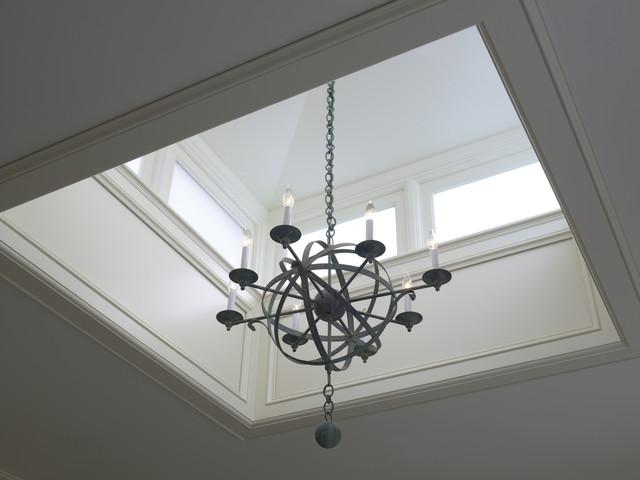 Beaux Arts Residence - Clerestory Window traditional-bedroom