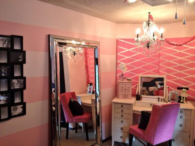 Becker Residence eclectic-bedroom