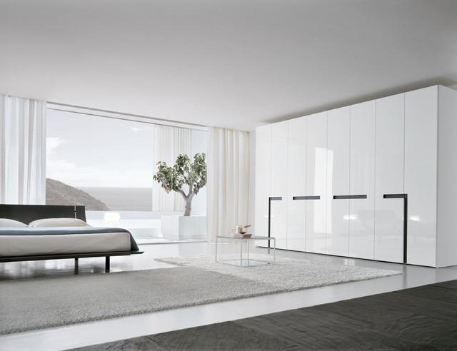 Bed 02865 modern-bedroom