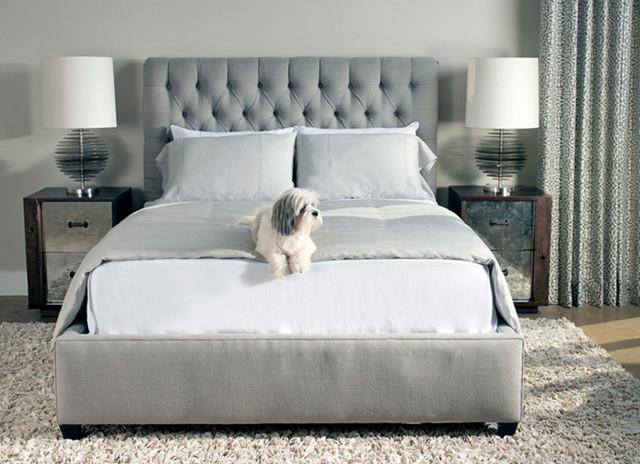 Bed and Breakfast eclectic-bedroom
