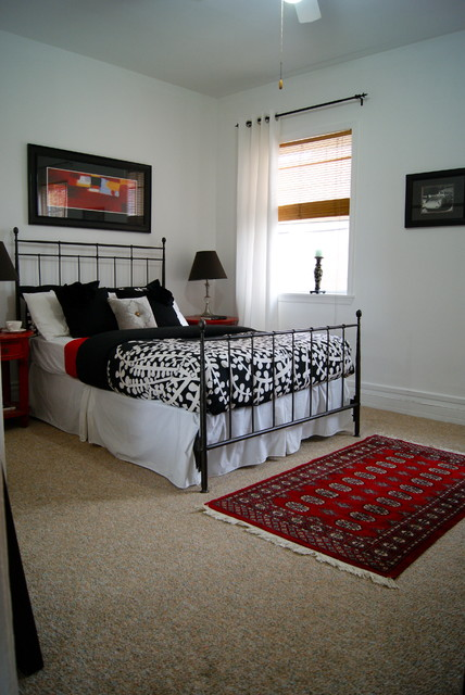 Bedding Done Right contemporary-bedroom