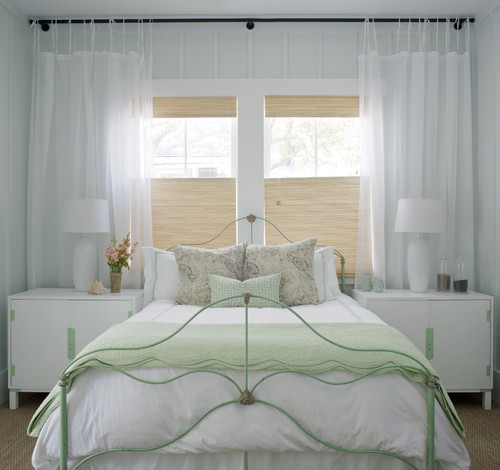 window covering choices  southern hospitality, Bedroom decor