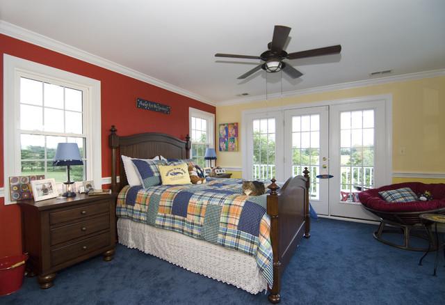 Bedroom Addition contemporary-bedroom