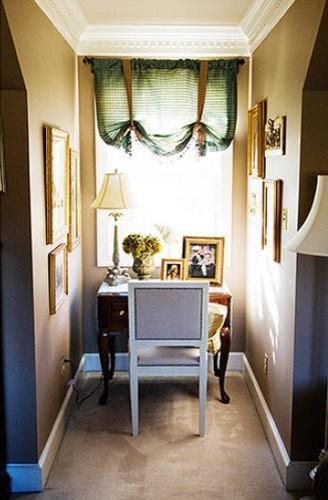 Bedroom Alcove, Dormer Window Space