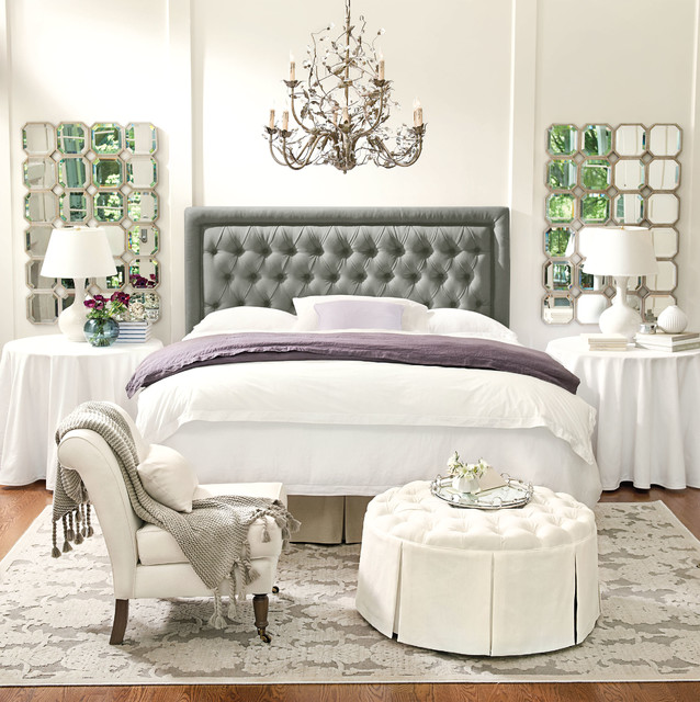 Bedroom  Contemporary  Bedroom  atlanta  by Ballard Designs - Ballard Design