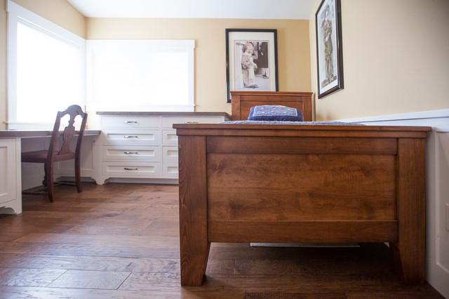 Bedroom bed frame bedroom sacramento by timberwood for Timberwood custom kitchens