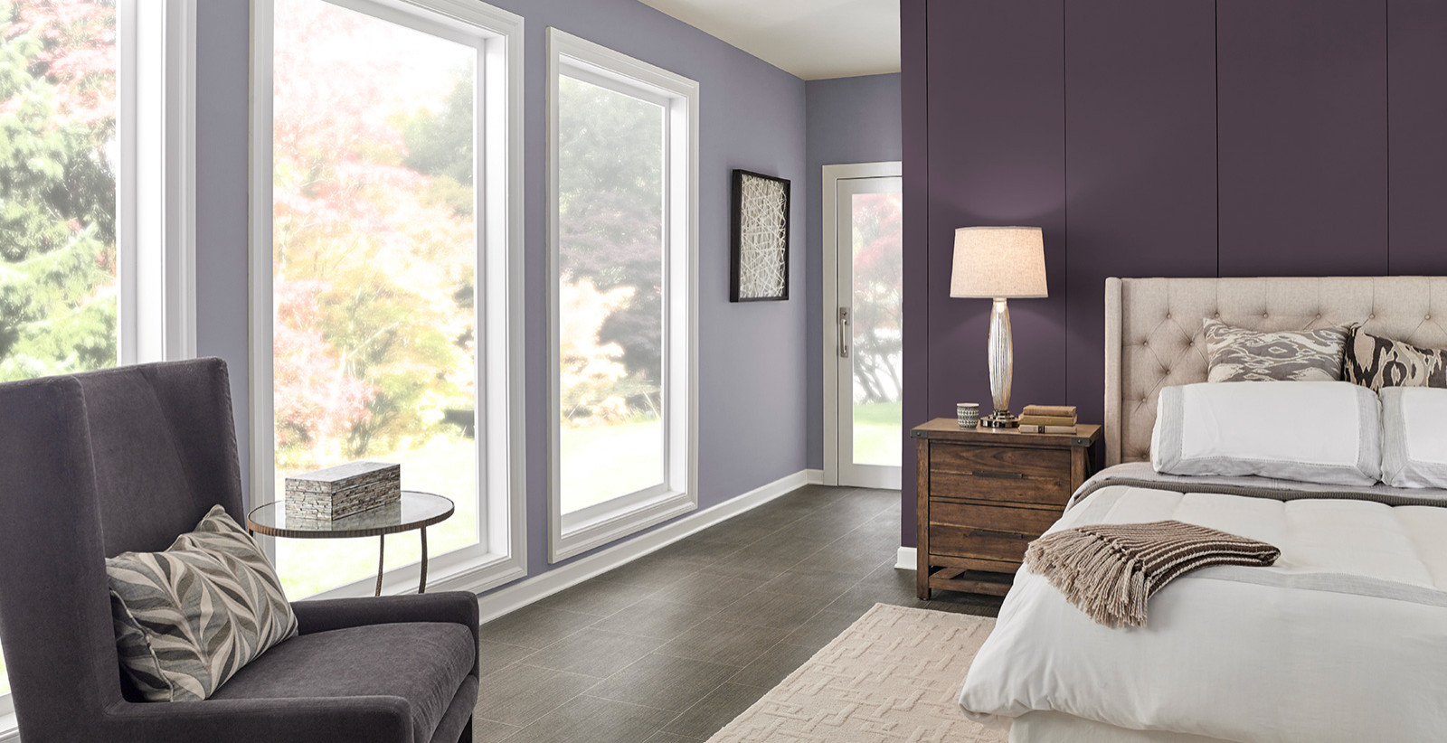 Bedroom - Behr paint