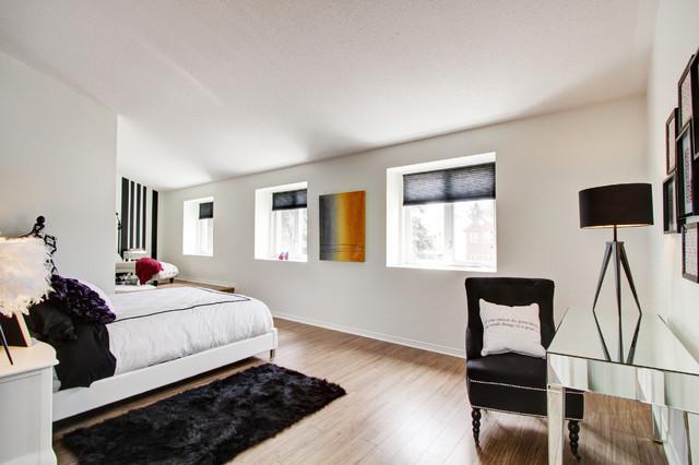 bedroom boudoir contemporary bedroom other metro