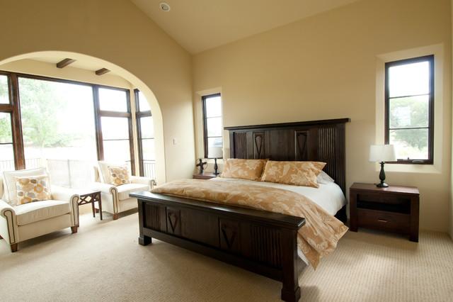Bedroom mediterranean-bedroom