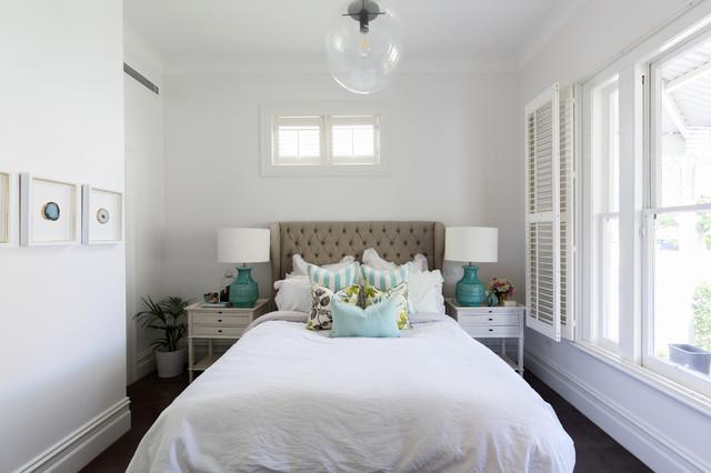 Bedroom Classic Amp Romantic Beach Style Bedroom