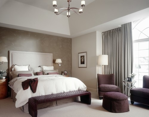 How high are the bedroom sconces? - Houzz