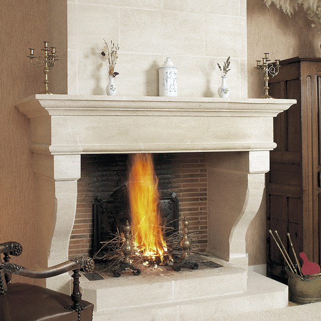 Bedroom Fireplaces