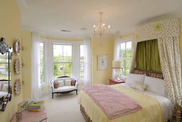Yellow Paint Bedroom   Houzz