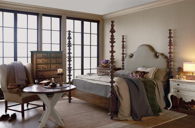 Bedroom Furniture Transitional Bedroom Other Metro By Birmingham Wholesale Furniture