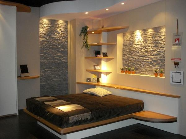 Bedroom furniture design modern bedroom for Furniture 3 rooms for 1999