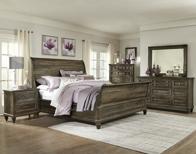 Bedroom furniture transitional bedroom other metro for Transitional bedroom furniture