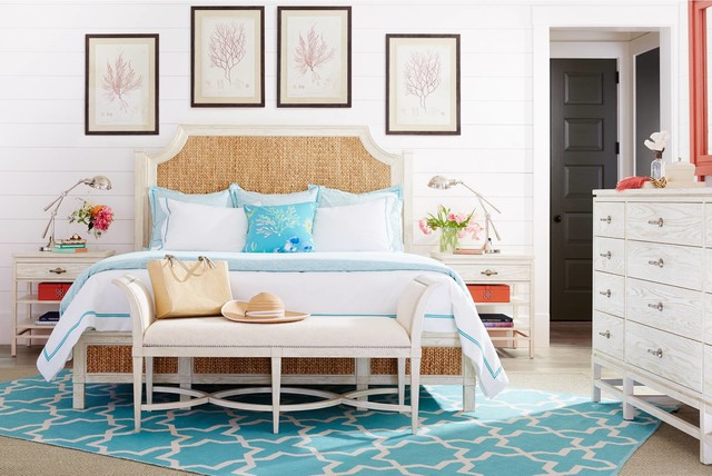 bedroom furniture beach style bedroom by indian river furniture