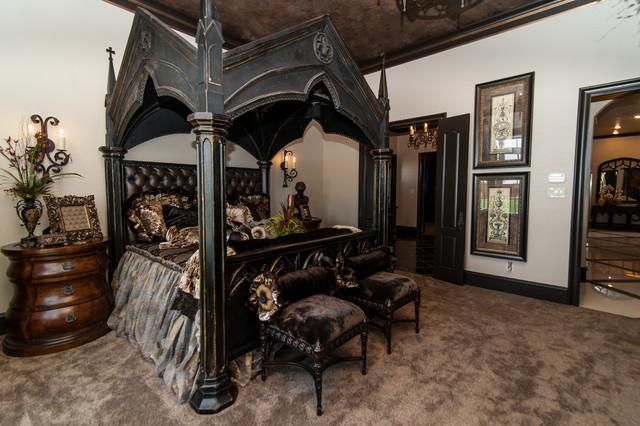 Bedroom Furniture British Colonial