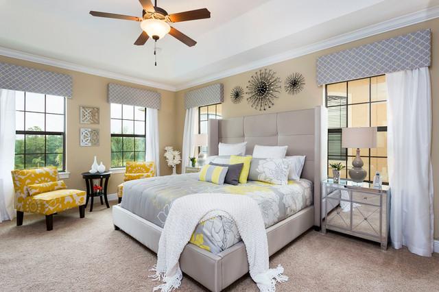 luxury and hi tech bedroom design with a tv built in the door