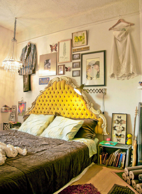 bohemian bedrooms filled with exotic decor and plenty of color