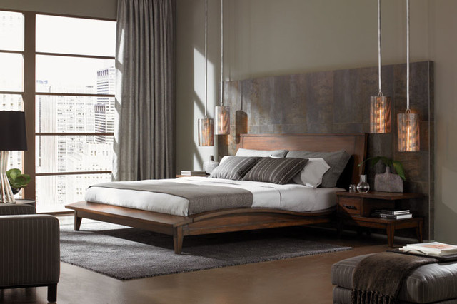 Bedroom Inspiration - Modern - Bedroom - Ottawa - by Cadieux Interiors