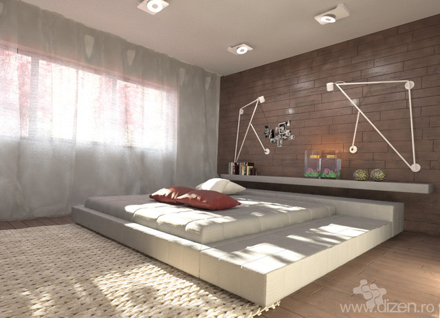 Bedroom interior design modern bedroom - Home dizen ...