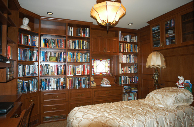 [library in bedroom] - 28 images - 62 home library design