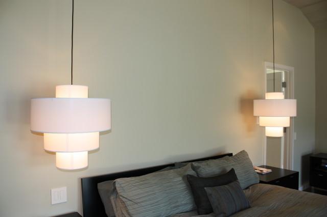 Bedroom contemporary-bedroom