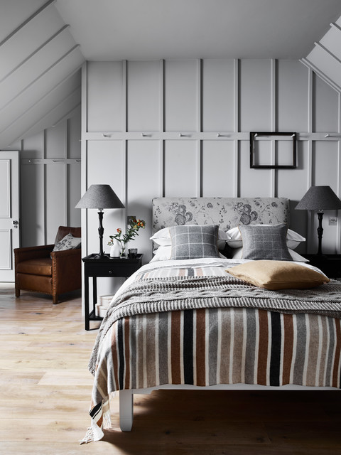 Give Your Bedroom A Personality Boost With Wall Cladding Houzz Ie