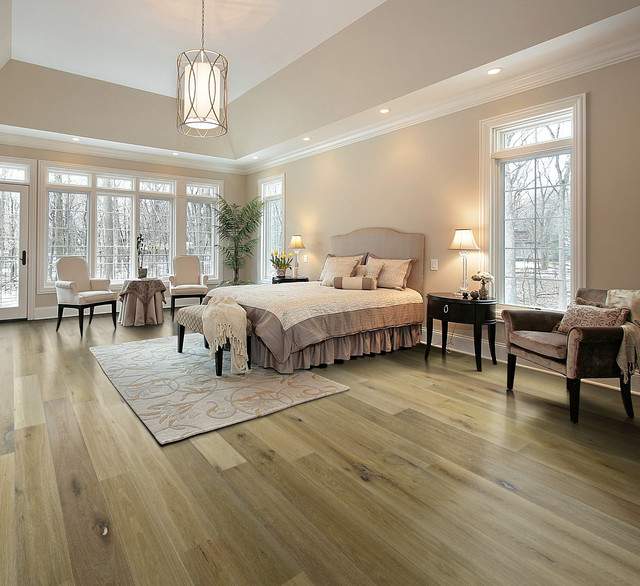 Bedroom, Novella, Hemingway Oak, Hallmark Floors traditional-bedroom - Bedroom, Novella, Hemingway Oak, Hallmark Floors - Traditional