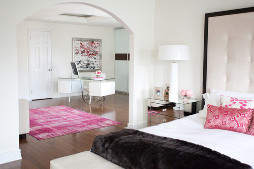 Weekend Design: 11 Tips for a Successful Office/Bedroom ...