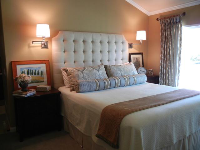 Bedroom redesign yorba linda contemporary bedroom for Redesign bedroom