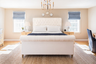 Bedroom Renovation - Farmhouse - Bedroom - Boston - by kelly mcguill home