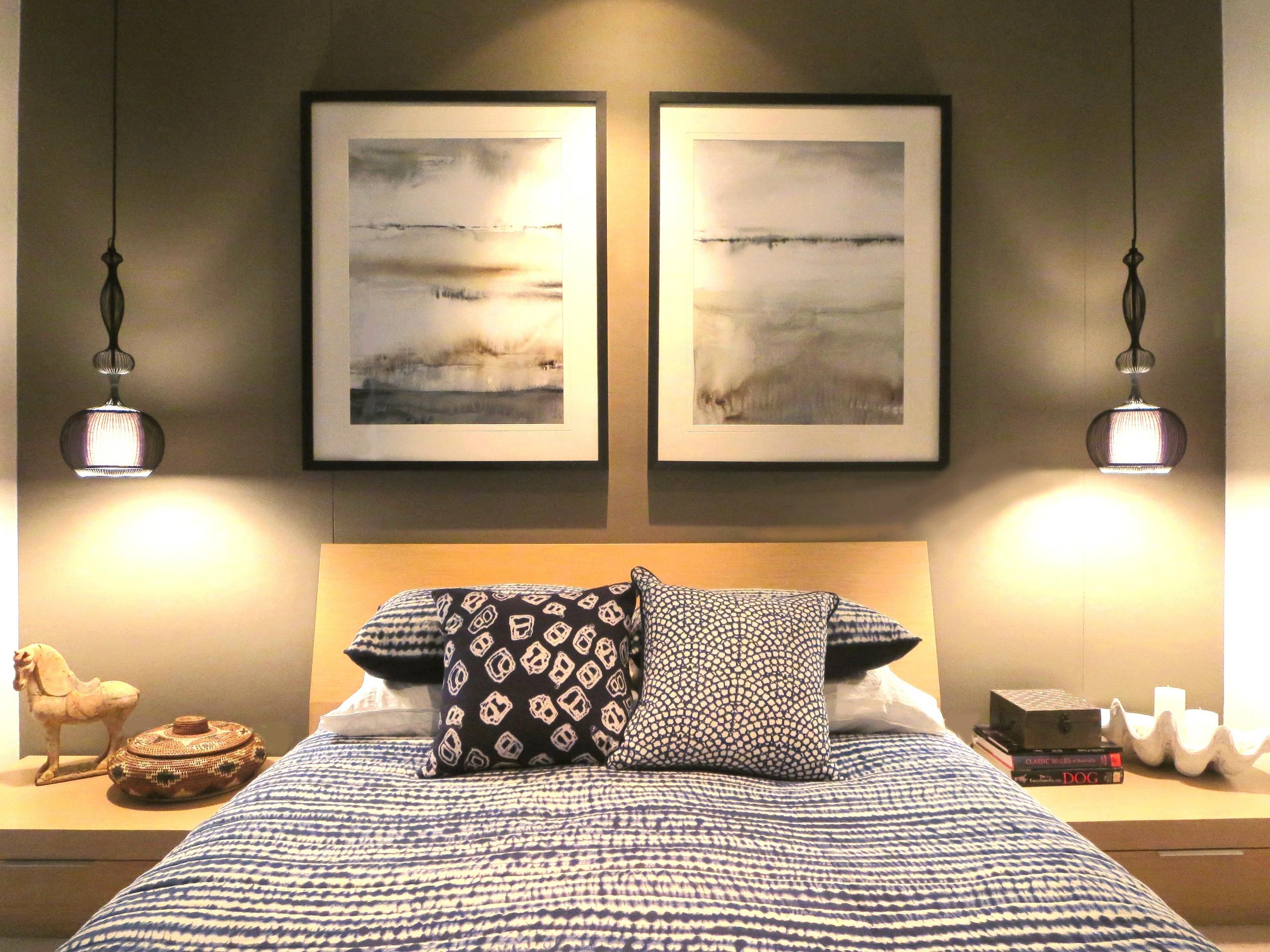 Bedroom - Residence Warrawee, Sydney