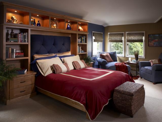 Bedroom Retreat traditional-bedroom