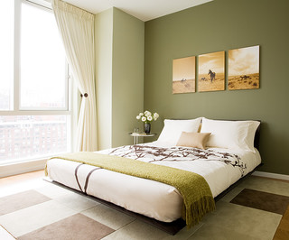 Great Bedding Trends: Tailored And Tucked In