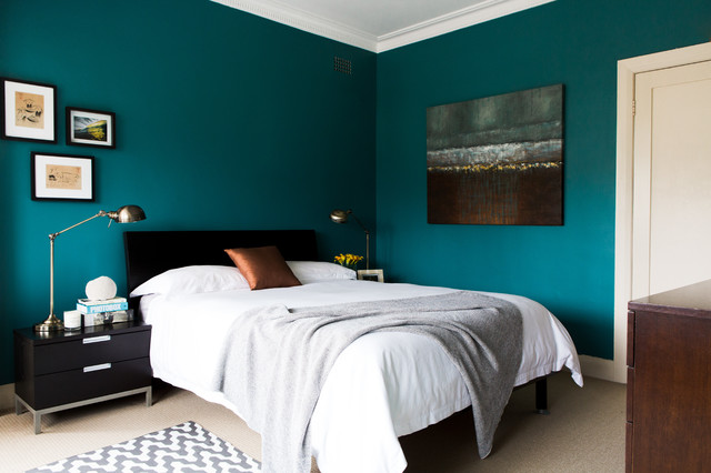 Bedroom Revamp - Contemporary - Bedroom - Sydney - by The Home