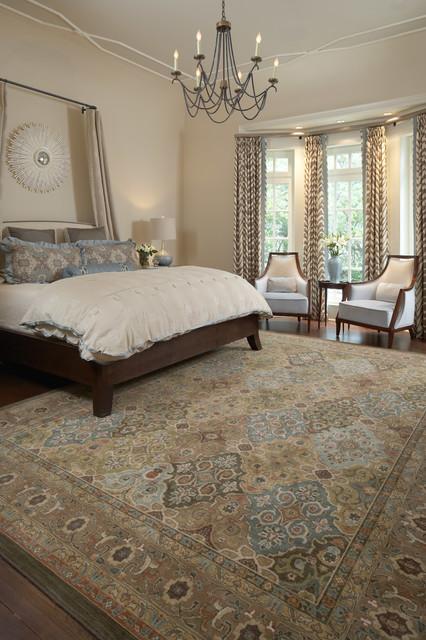 Bedroom rug for Rug in bedroom ideas