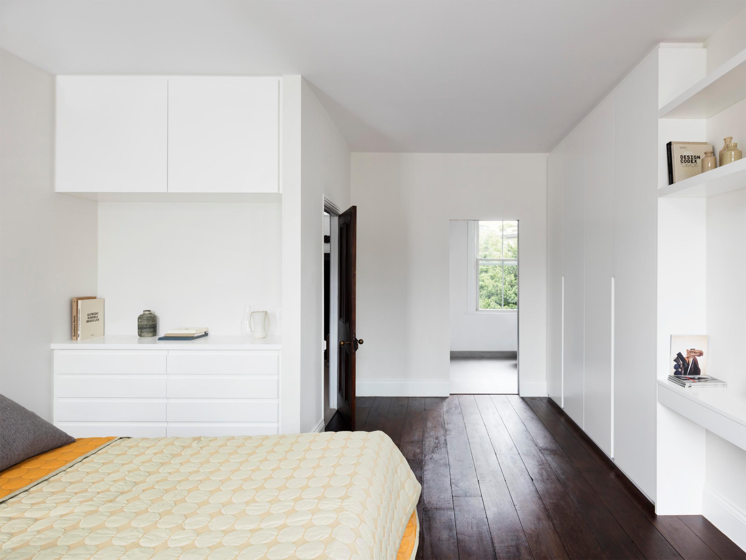 Bedroom sanctuary, West Hampstead NW6