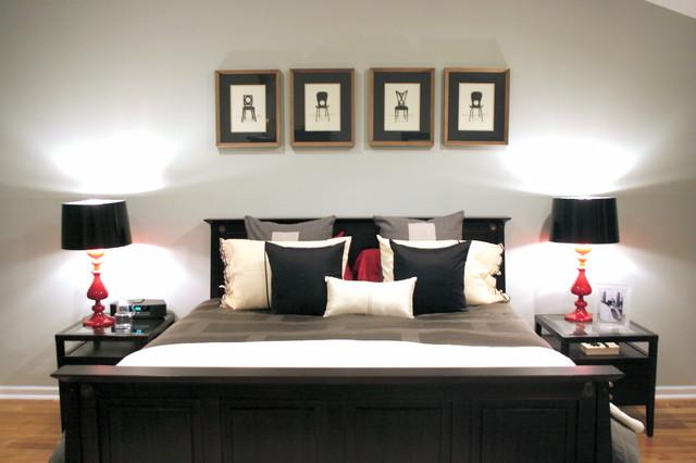 Bedroom Staging modern-bedroom