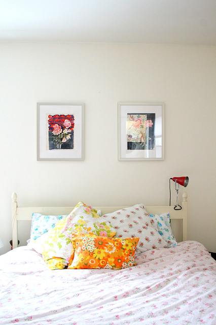 Bedroom eclectic-bedroom